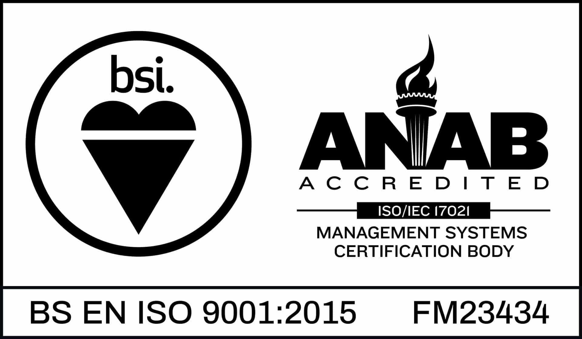 BS EN ISO Logo