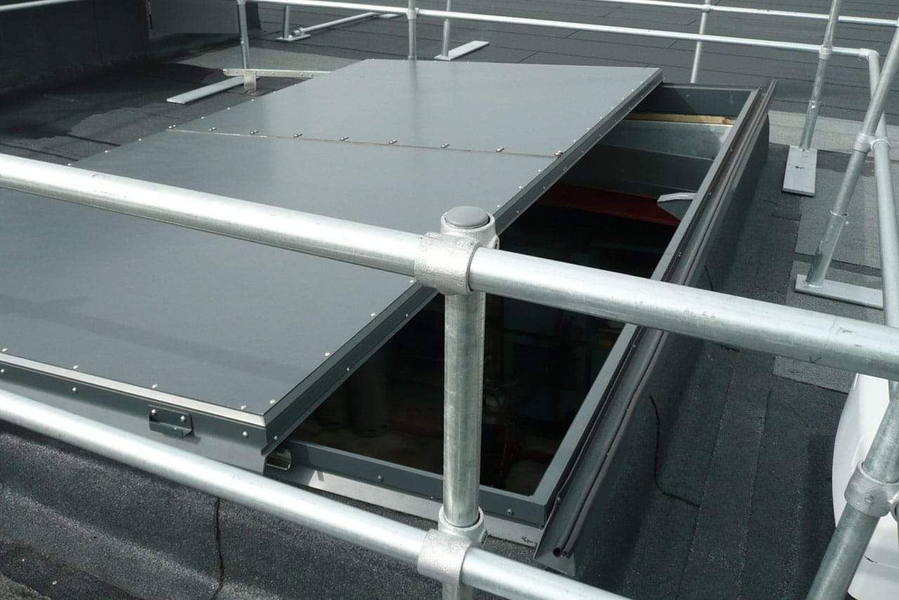 Roof Access Sliding Hatch