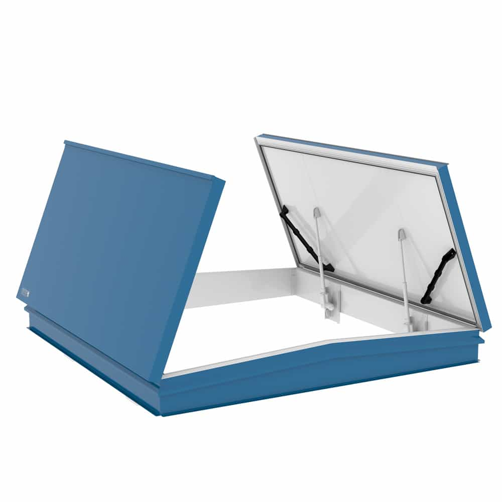 Double Leaf Roof Hatch