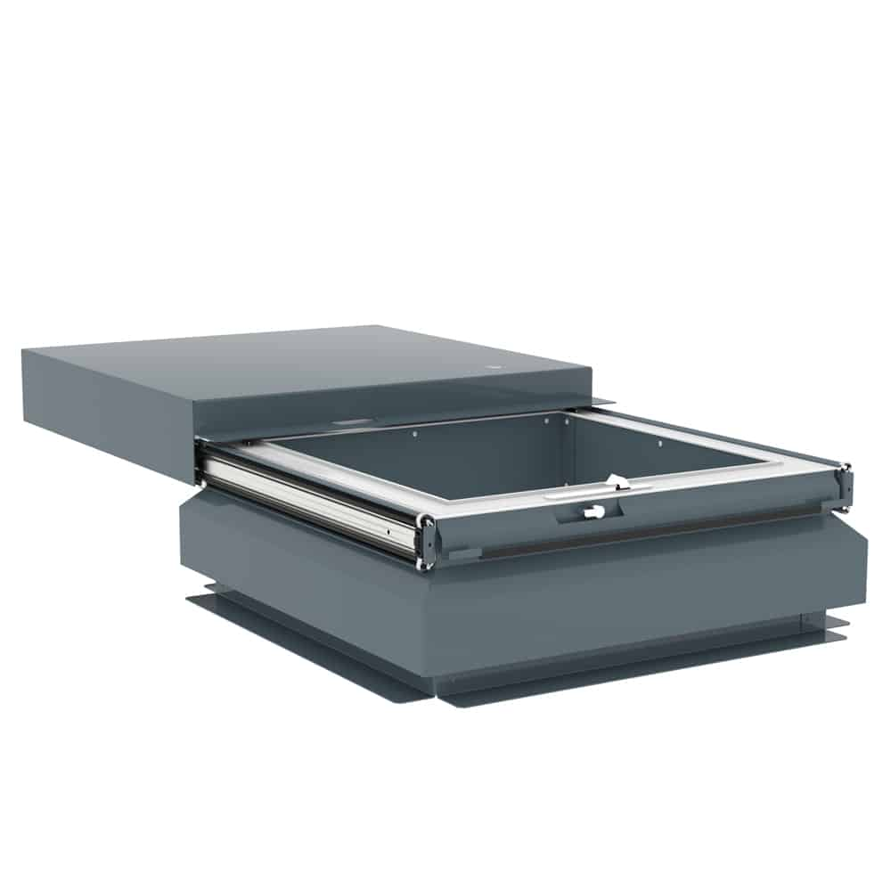 SLHP Sliding Roof Access Hatch - Bespoke Roof Access Hatches | Surespan