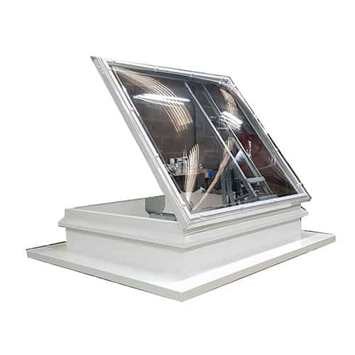 AOV Rooflight - Bespoke Smoke Ventilation | Surespan Ltd UK