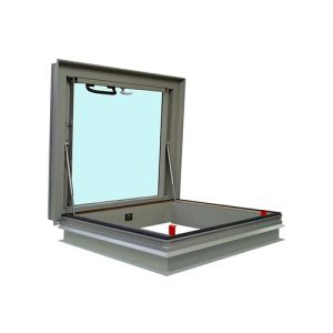 Glazed Roof Access Hatch - Glazed Roof Access | Surespan Ltd UK