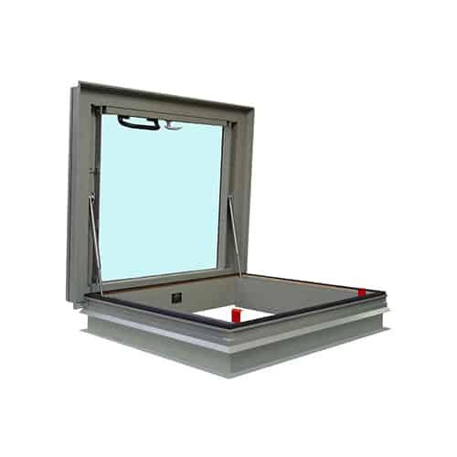 Glazed Roof Access Hatch - Glazed Roof Access | Surespan Ltd UK