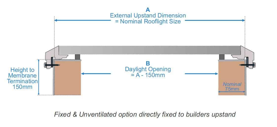 no-kerb-flat-glass-rooflight-drawing-1