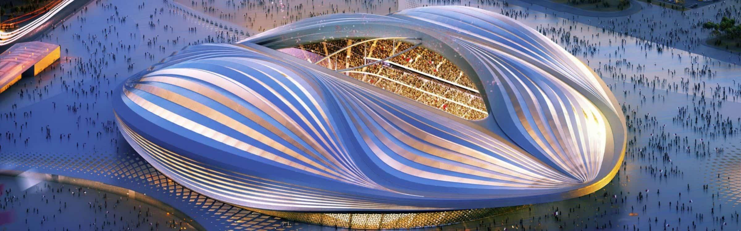 Al Janoub Stadium - Surespan Case Study