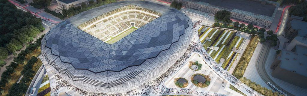 Education City Stadium - Surespan Case Study
