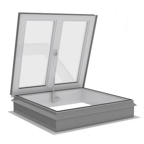 SRHG Glazed Roof Access Hatch - Glazed Access | Surespan