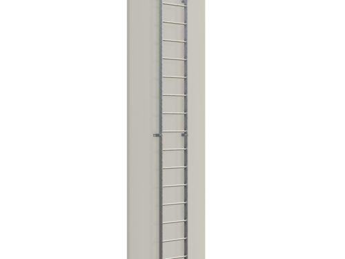 SL Galvanised Steel - Standard Vertical Ladder | Surespan