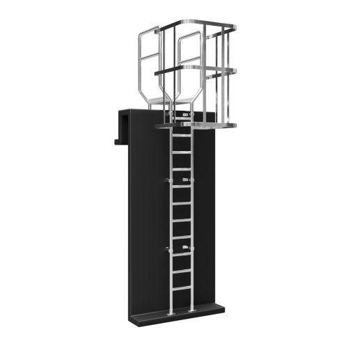 Vertical-Ladder-With-Cage-Walkthrough-Parapet-Platform-Black-web