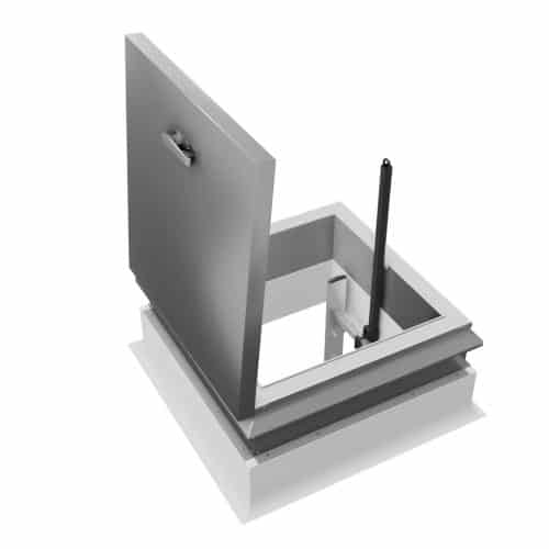 Ladderup Render Product Image 2   Surespan Ltd