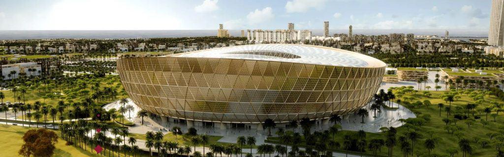 Lusail Stadium - Surespan Case Studies 2
