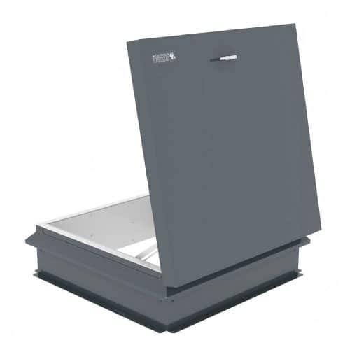 SRHP50 Grey Render - Angle 7 | Surespan Ltd