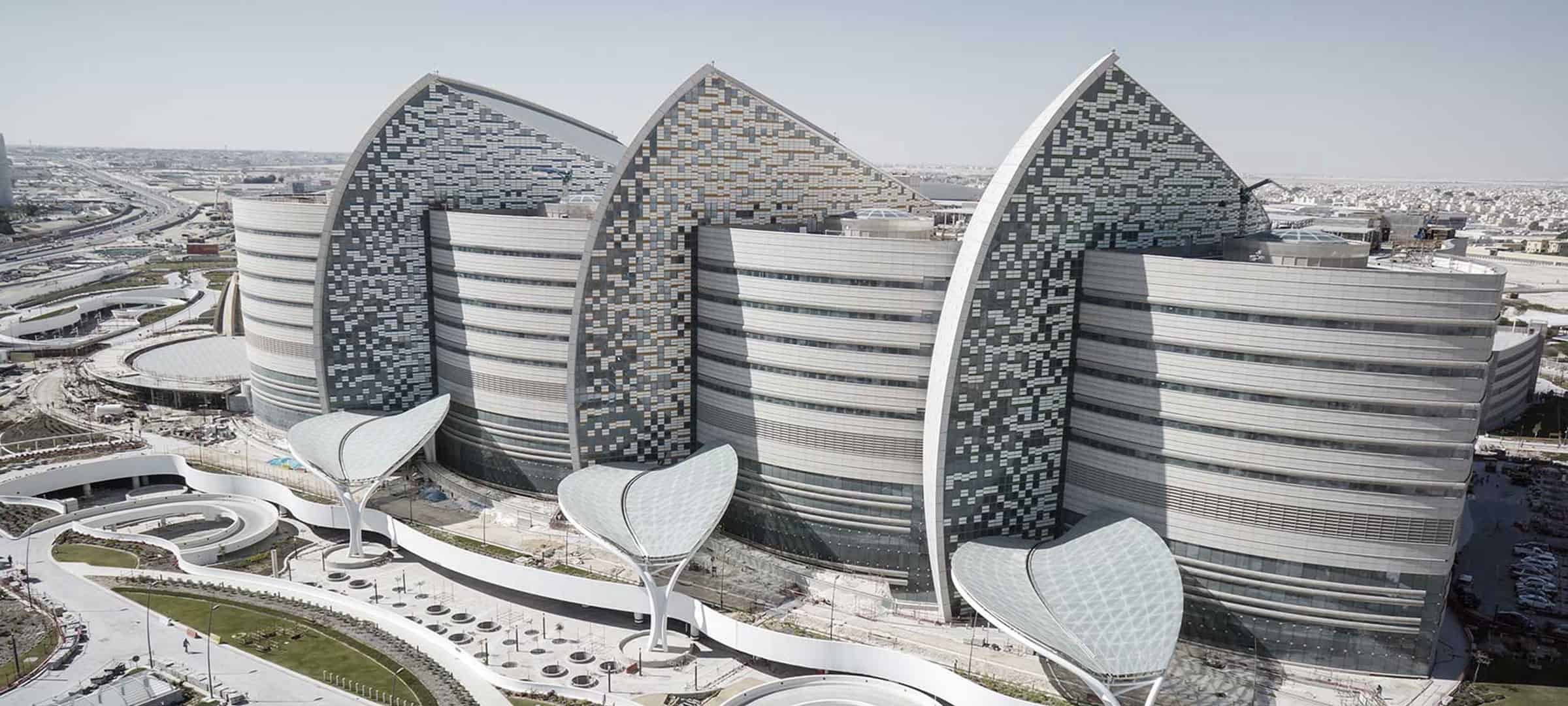 Sidra Medical Research Center - Surespan Case Study